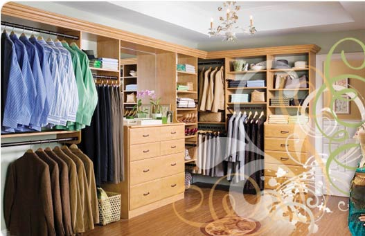 Custom Closet Gallery Ideas