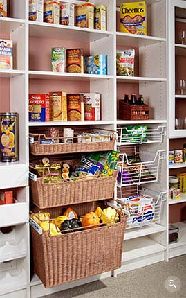 Pantry Custom Design